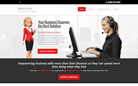 Admin Girls outsourced bookkeeping Adelaide Portfolio