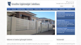 Ceative Lightweight wall and fence rendering Adelaide Portfolio