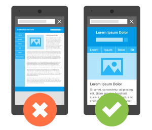 Mobile Responsive or lose Google rankings Your website mobile-friendly by April 21 or drop in Google search results