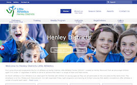 Henley Districts Little Athletics Portfolio