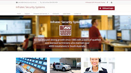 Infratec Security Systems Adelaide Portfolio