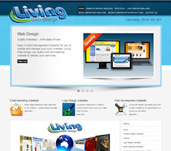 Living Web Design Adelaide Living Web Design