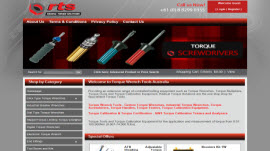 Torque Wrench Tools Portfolio