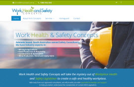 Work Health and Safety Concepts Portfolio